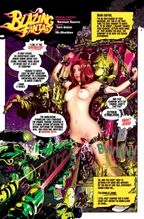 Blazing Fantasy Page #1