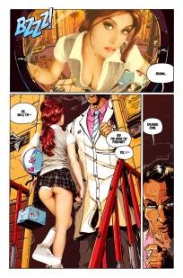 Blazing Fantasy Page #4