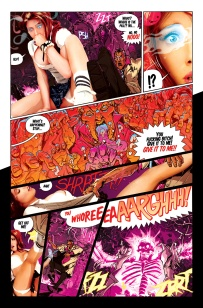 Blazing Fantasy Page #8